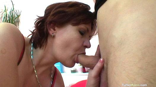 Sex real cougar woman